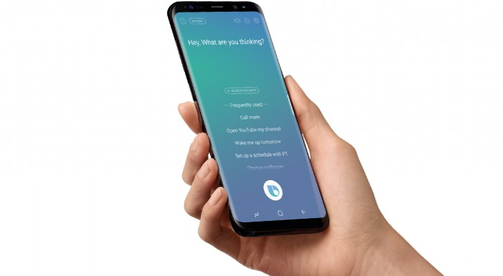 Samsung Bixby digital assistant now available worldwide
