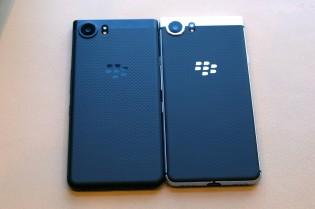 Blackberry Keyone Black Edition vs. Regular edtion