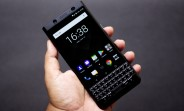 BlackBerry KEYone Limited Edition Black hands-on