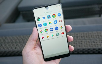 "Essential Phone to get double tap to wake and EIS in ""near future"""
