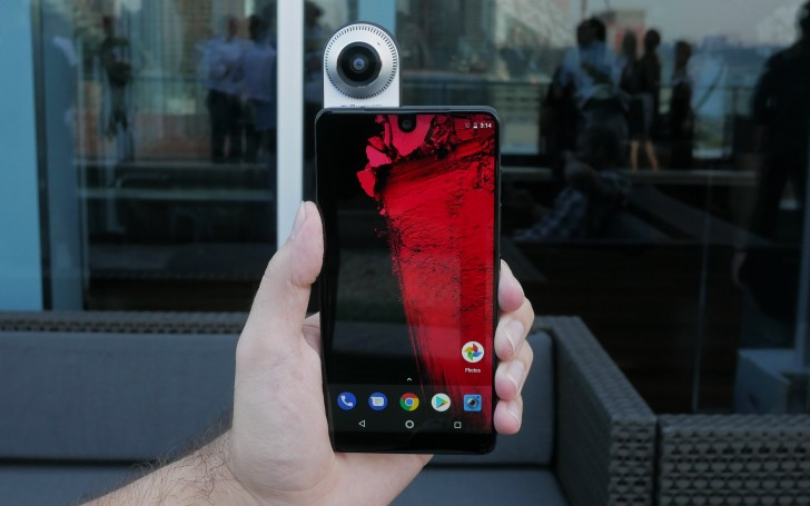 """Essential Phone gets double tap to wake and EIS in """"near future"""""""