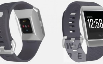 Fitbit's upcoming smartwatch leaks in new images