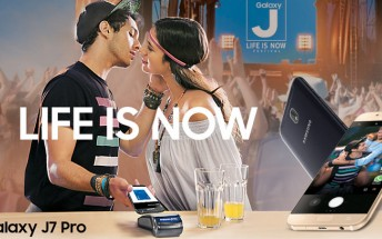 Samsung Galaxy J7 Pro now available for purchase in India