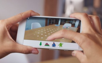 Google announces ARCore SDK preview, enabling augmented reality on existing Android phones