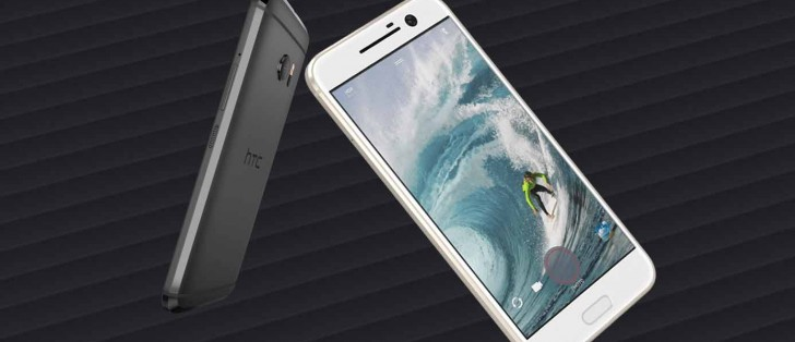 Android 8.0 Oreo starts hitting HTC 10