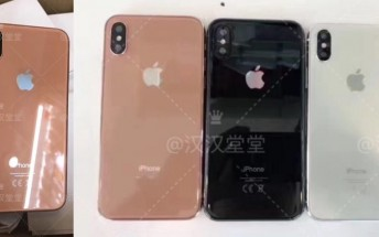 iPhone 8 to launch alongside the 7s in three colors with limited supplies, new rumor claims