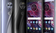 Moto X4 press renders leak alongside full specs