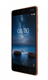 Nokia 8: Polished Copper