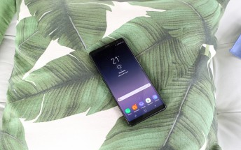Galaxy Note8 will become available in India on September 25, rumor says