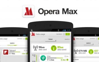 Opera discontinues Opera Max service