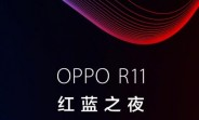 FC Barcelona Oppo R11 coming next week