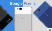 3D renders of Google Pixel 2 show what the phone could look like in different hues