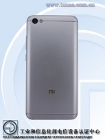 Two versions of the Xiaomi Redmi Note 5A: quad-core