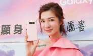 Samsung launches Pink Galaxy Note8 in Taiwan