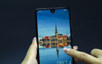 Sharp announces the full-screen Aquos S2 in Beijing