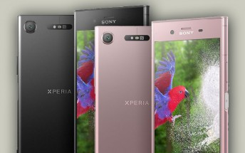 First press renders of Sony Xperia XZ1 come to light