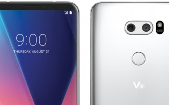 LG V30 leaks refuse to stop as another render surfaces