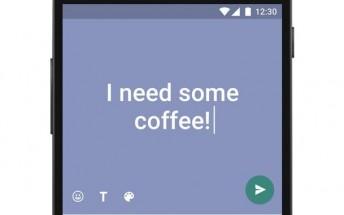 WhatsApp adds text-based Status updates
