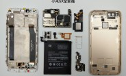 See the Xiaomi Mi 5X internals in this teardown