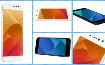 Zenfone 4 Selfie and Selfie Pro show up early, flaunt dual selfie cameras with flash