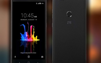"""ZTE Blade Z Max announced with 6"""" display and dual camera setup"""