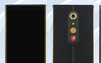 ZTE TL99 with QHD display and 20MP camera gets TENAA certified