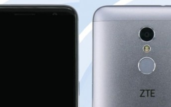 ZTE V0721 gets TENAA certified with octa-core CPU, could be a V7 Lite successor