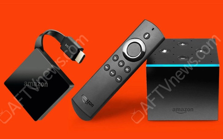 Amazon Fire TV devices leak in pictures and specs