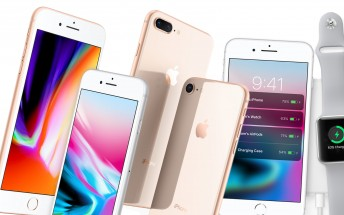 Apple iPhone 8 and 8 Plus have A11 Bionic chips, new cameras