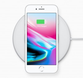Apple iPhone 8 wireless charging