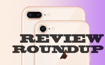 Apple iPhone 8 and 8 Plus review roundup