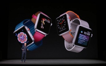 Apple Watch Series 3 (LTE) availability expands to Denmark, Sweden, India, and Taiwan