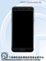Samsung Galaxy C8 (SM-C7100), photos by TENAA