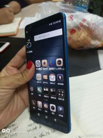 Gionee M7 in the wild