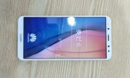 Huawei G10 appears in live images
