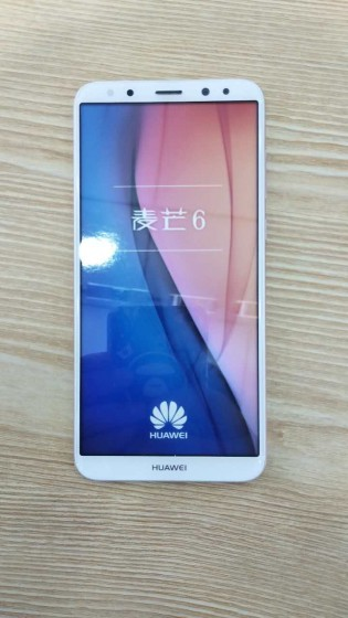 Huawei G10 front panel