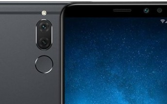Huawei Maimang 6 goes official with Kirin 659 SoC, four cameras