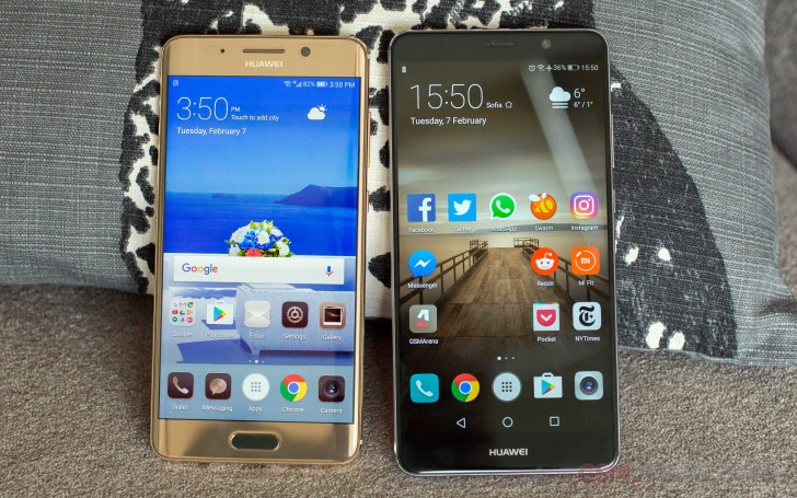 Huawei might launch three Mate 10 variants