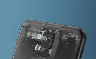 Huawei Nova 2i back camera setup