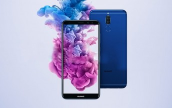 Huawei silently launches the Nova 2i