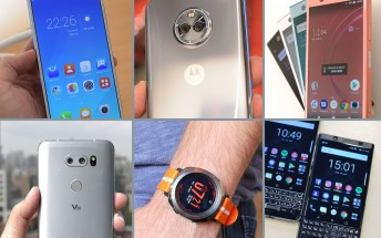 IFA 2017 recap - the hot smartphones we saw in Berlin