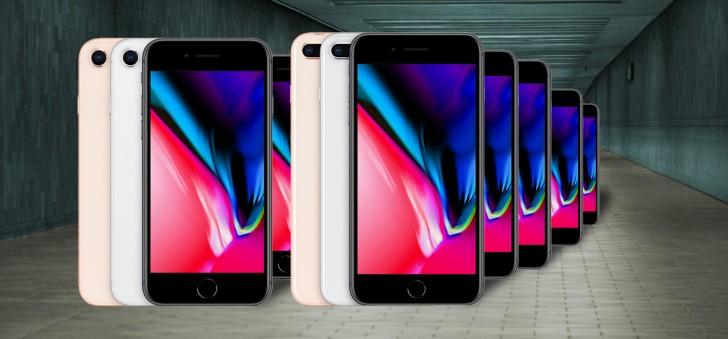 KGI: iPhone 8 sales are not weak, people are just waiting for the iPhone X