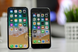 iphone x iphone 6s