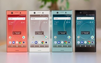 Just-in: Sony Xperia XZ1 Compact hands-on