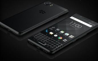 BlackBerry Keyone Black Edition reaches Canada next week