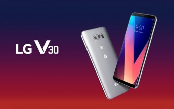 LG V30 undercuts the price of Galaxy Note8 in Canada and South Korea