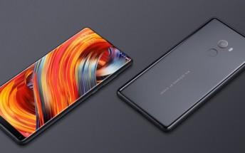Xiaomi Mi Mix 2 to be Flipkart-exclusive in India