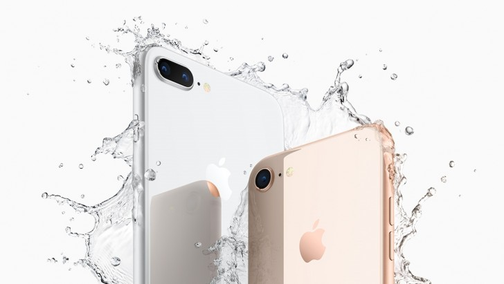 iPhone 8 and iPhone 8 Plus is now available for pre-order