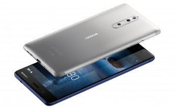 Nokia launches flagship Nokia 8 smartphone in India for around $565