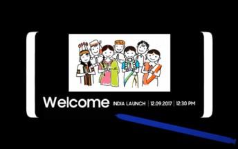 Galaxy Note8 landing in India next week, pre-orders go live in South Korea